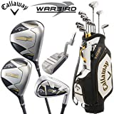 Callaway Golf Set Warbird Men`s RH inkl. Cartbag Komplett