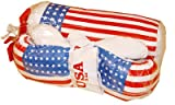 E+L Kinder-Boxsack 'Amerika' mit Box-Handschuhen