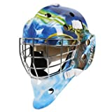 BAUER Goalie Maske NME 3 Star Wars Bambini, Farbe:Yoda