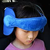 FREESOO Kopfstütze Kindersitz Kinder Auto kinderkopfstütze für Autositz Nackenstützen...