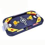 Mini Tisch Billard Spiel Spielzeug, mamum Miniatur-Hockey Tisch Spiel Spielzeug für Kinder 2in...