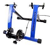 Ultrasport Fahrrad Rollentrainer Set mit schaltbaren Gängen ? TÜV geprüft