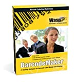 Wasp BarcodeMaker Barcode Software (10 PC Licenses)