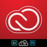 Adobe Creative Cloud Foto-Abo mit 20GB: Photoshop CC und Lightroom CC | 1 Jahreslizenz | PC/Mac |...