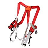 Gazechimp Ganzkörper Klettergurt, Fallschutzausrüstung, CE zertifiziert