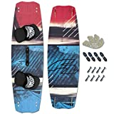 F2 CROSSOVER KITEBOARD TRICK 141 x 41 CM PADSET + FINNEN + HANDLE