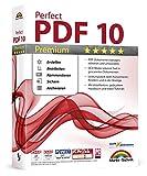 Perfect PDF 10 PREMIUM inkl. OCR Modul PDFs Erstellen, Bearbeiten, Umwandeln, Sichern, Kommentare...