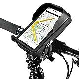 Fahrrad Handyhalterung,Topist Wasserdicht Handyhalter Fahrrad Tasche Fahrradlenkertasche für iPhone...