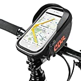 Rahmentaschen, Furado Fahrradtaschen Fahrrad Rahmentaschen für iPhone 7 Plus/6s Plus/6 Plus/Samsung...