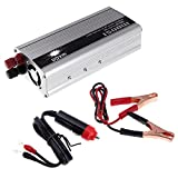 KKMOO 1500W WATT DC 12V AC 230V Portable Auto Wechselrichter Ladegerät Konverter...