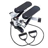 MystiTL Mini Swing Stepper für zuhause Übungsschrittmaschine Heimtrainer Stepper Fitness mit...