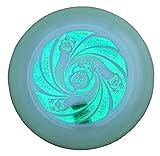Ultimate Frisbee Discraft Ultra Star 175g NIGHT GHOST NIGHT GLOW nachtleuchtend (Grün)