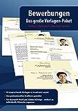 Bewerbungen - Das große Vorlagen Paket - modern - dynamisch, klassisch, kreativ - Komplett mit...