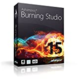 Burning Studio 15 Vollversion (Product Keycard ohne Datenträger)