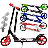 Kesser® Scooter Roller Cityroller Kinderroller Tretroller Kickroller Kickscooter, Kinder 205mm...