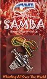 ACME 444NP Mardigras Sambapfeife - Silber