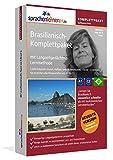 Brasilianisch-Komplettpaket: Lernstufen A1 bis C2. Fließend brasilianisches Portugiesisch lernen...
