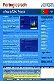 Portugiesisch ohne Mühe heute. Multimedia-PC. Lehrbuch + CD-ROM
