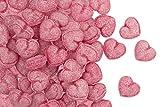 Kirsch-Herzen in Retro-Form, schönes Geschenk zum Valentinstag, Kirschgeschmack, kandiert, in 450g...