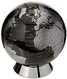 Globe Collection Globus-Sparbüchse, 20 cm, Schwarz
