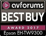 Epson EH-TW9300 Kontrastverhältnis von 1.000.000:1, 4K-Enhancement-Technologie, 3LCD-Technologie...