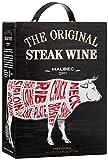 The Original Steak Wine Malbec 2015/2016 Trocken (1 x 3 l)
