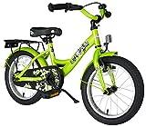 Bike * Star 40.6cm (16inch) Kids Children Bike Bicycle–Colour Green