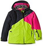 Ziener Kinder Jacke Amsel Jun Jacket Ski, Lime Green, 140, 157901