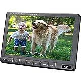 A&V 9 'Portable HD Freeview Digital-TV mit HDMI-Port, DVB-T / DVB-T2 H.264 / H.265 Tuner- HD Antenne...