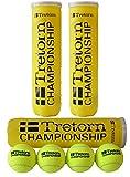 Tretorn Championship Tennisbälle 3x4er Pack Gelb 12 Bälle