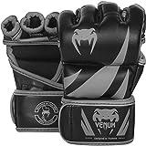 Venum Challenger MMA Handschuhe, Schwarz/Grau, M