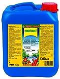 Sera 07580 pond omnisan F in 5 Liter für 100.000 Liter - Arzneimittel für Teichzierfische mit...