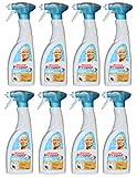 8x Meister Proper Küchenspray 500ml Küchen Reiniger Spray Fettlöser Fettreiniger
