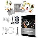 Molecule-R 50Mahlzeit Kochbuch Combo Cuisine Molekulare Gastronomie Kit und Culinary Lebensmittel...