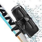 Avantree 10W Bluetooth Fahrrad Lautsprecher mit Fahrrad Mount, Portabel für die Benutzung draußen,...