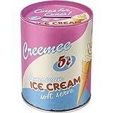 Nostalgic-Art 31008 USA Ice Cream, Spardosen
