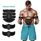 Muskelstimulation, Elektrostimulation ABS Elektrischer Muskelstimulation und Fettverbrennungn...