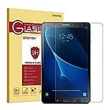 OMOTON Panzerglas Schutzfolie für Samsung Galaxy Tab A 10.1, mit [2.5D abgerundete Kanten ] [9H...