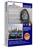 Italienisch-Aufbaukurs: Lernstufen B1+B2. Lernsoftware auf CD-ROM + MP3-Audio-CD für...