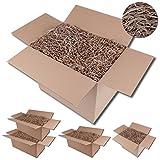 Füllmaterial zum verpacken, Papp-Schredder 120 Liter