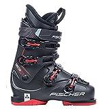Skischuhe Fischer Cruzar X 8.5 Thermoshape Flex 85 Skistiefel Modell 2018 (MP31,5 EU49, schwarz/rot)