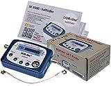 DUR-line® SF2500 - Sat Finder - Digitales Satellitenmessgerät zur exakten Justierung Ihrer...