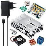 Raspberry Pi 3 Raspberry Pi 2 Modell B 5 in 1 Professionelle kits
