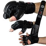 LEGEND MMA Handschuhe professionelle hochwertige Qualität echtes Leder Boxhandschuhe Sandsack...