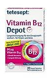Tetesept Vitamin B12 Depot, 30 Stück