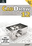 CAD DRAW 12: Professionelle 2D- und 3D-Konstruktionen