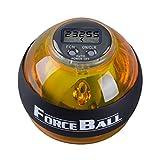 LINJU Force Ball,Hand Unterarm und Handgelenk Stärke Übung Bälle, Wrist Ball mit LCD Zähler und...