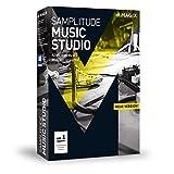 MAGIX Samplitude Music Studio – Version 2017 – das Tonstudio zum Musik Schneiden, Aufnehmen &...