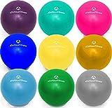 #DoYourFitness Mini Pilates Ball »Balle« 18cm/23cm/28cm/33cm Gymnastikball für Beckenübungen,...