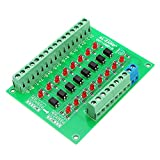 LaDicha 8 Kanal 24 V Zu 5 V Optokoppler Isolationsmodul Plc Signalpegel Spannung Umwandlung Board...